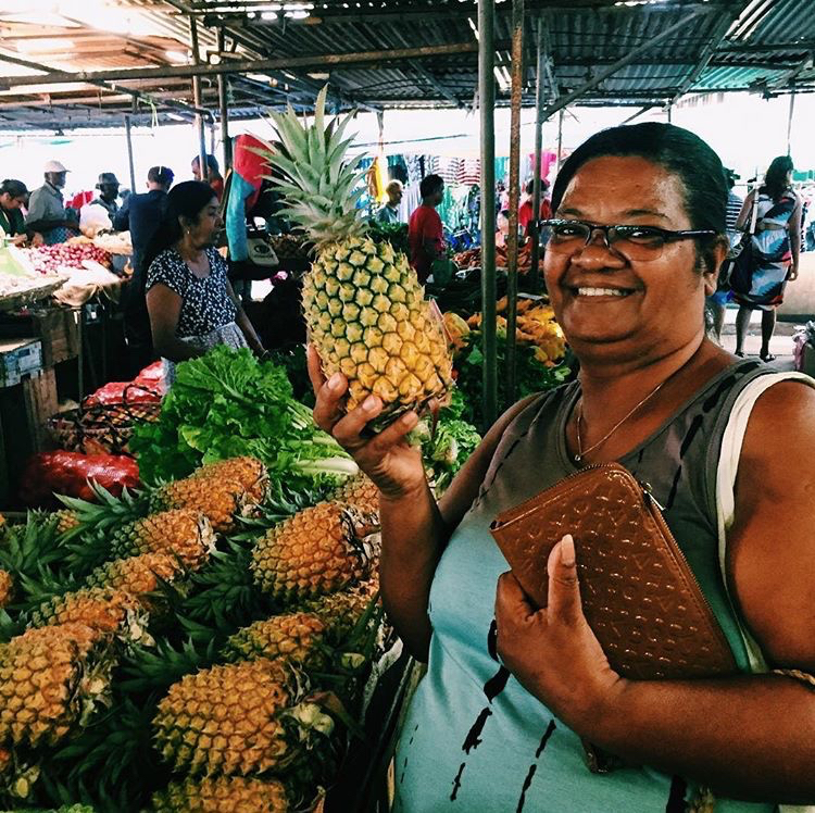 culinary experience Mauritius foodie