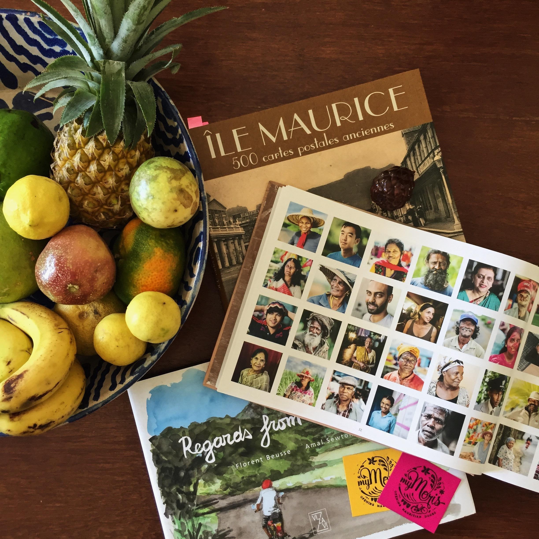 Littérature île Maurice photos