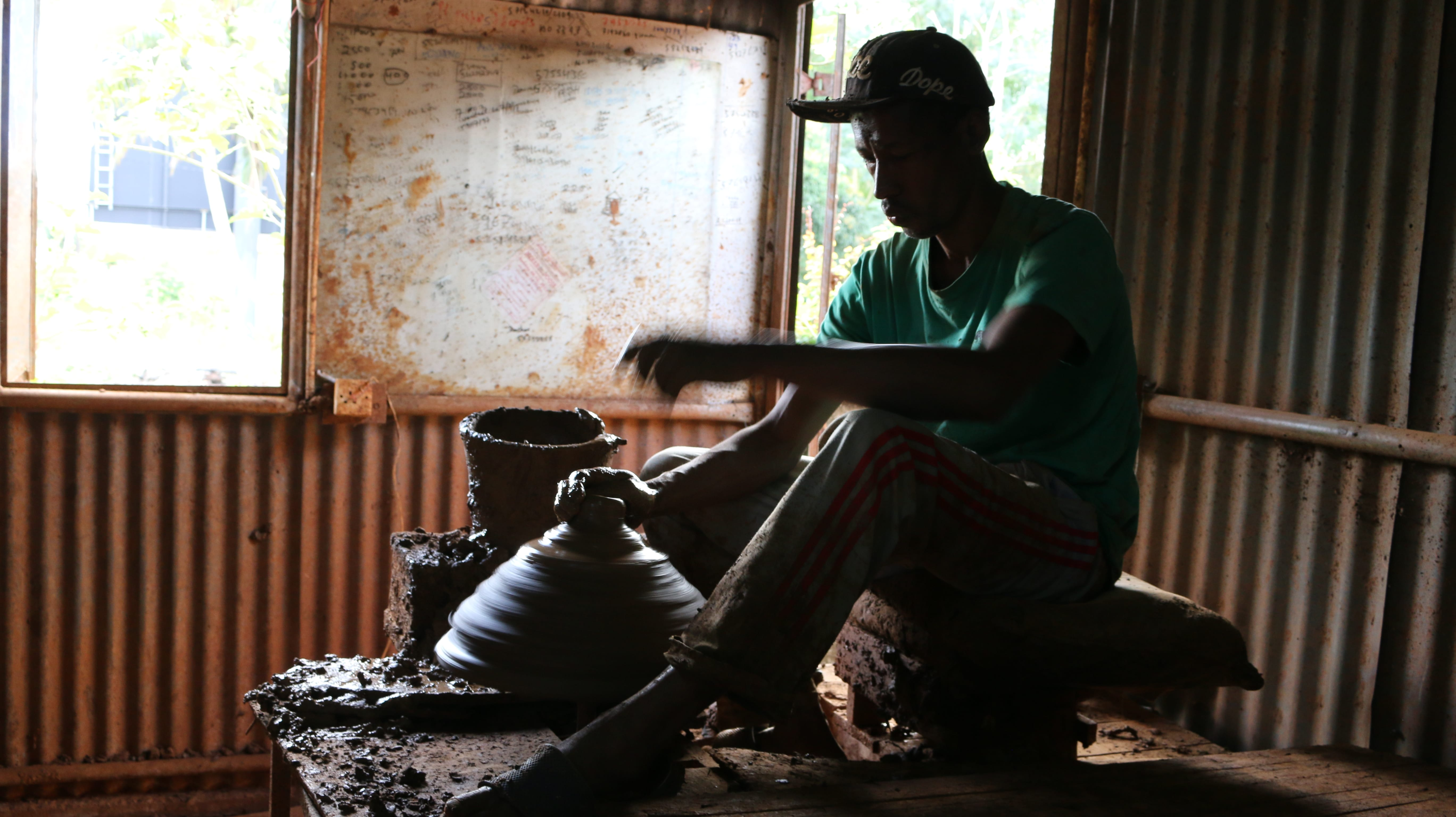 ile Maurice traditions poterie