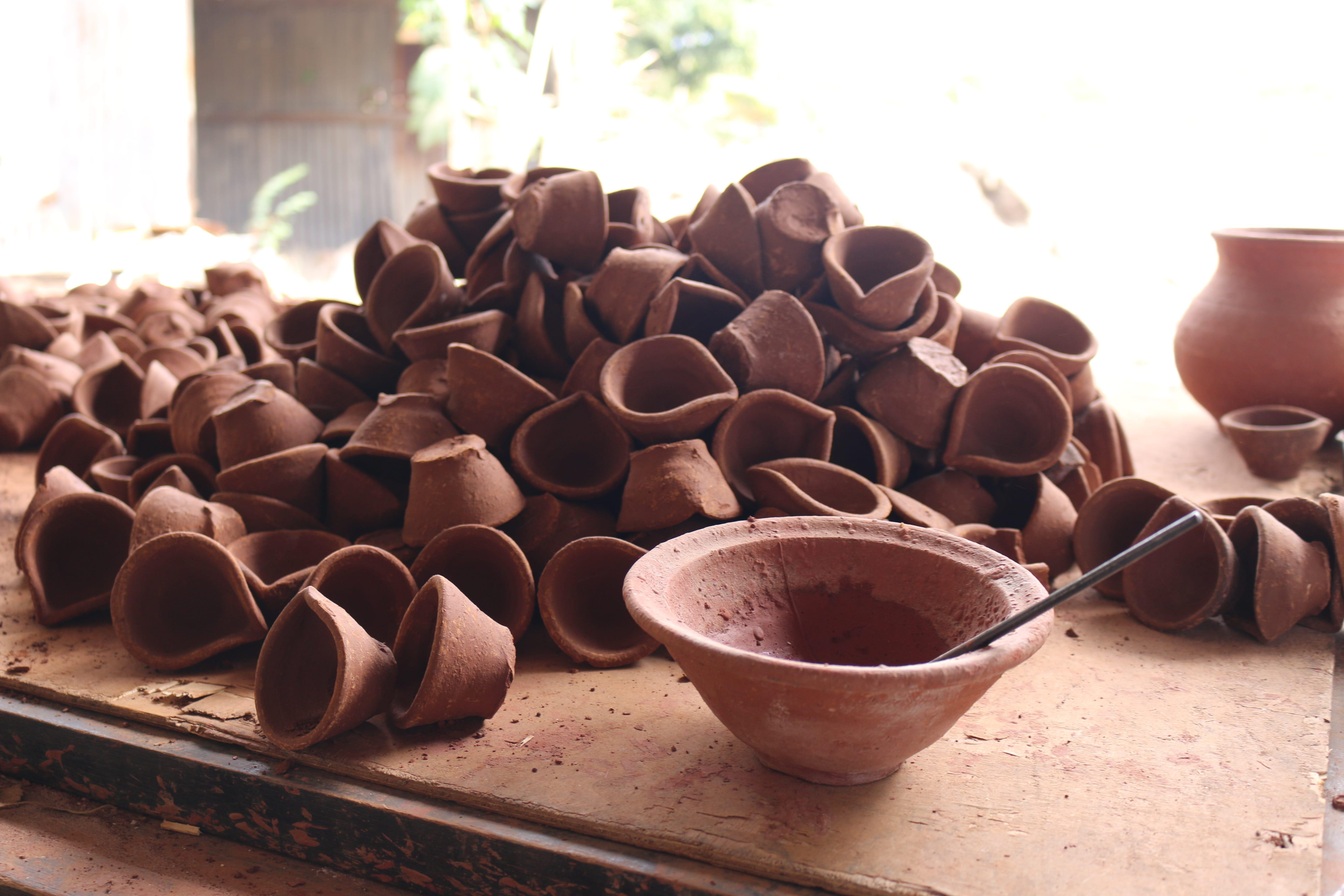 ile Maurice traditions poterie artisanat divali