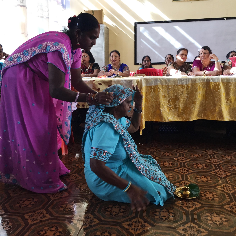 Ile Maurice hindouisme village tradition