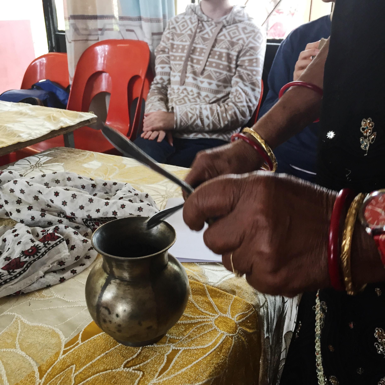 Ile Maurice tradition hindouisme musique instruments