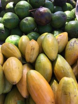 lucuma likima fruit ile maurice street food tour