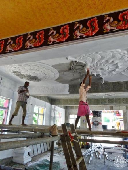 visite temple tamoul ile maurice