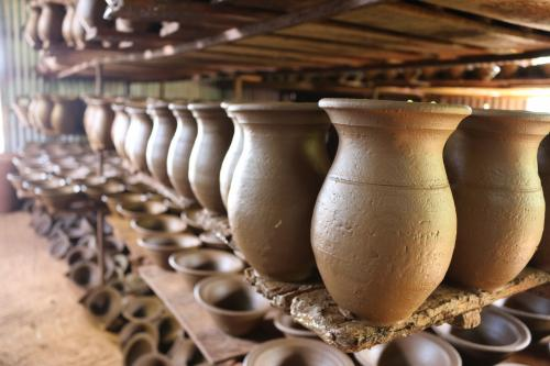 ile Maurice traditions poterie potier Arsenal