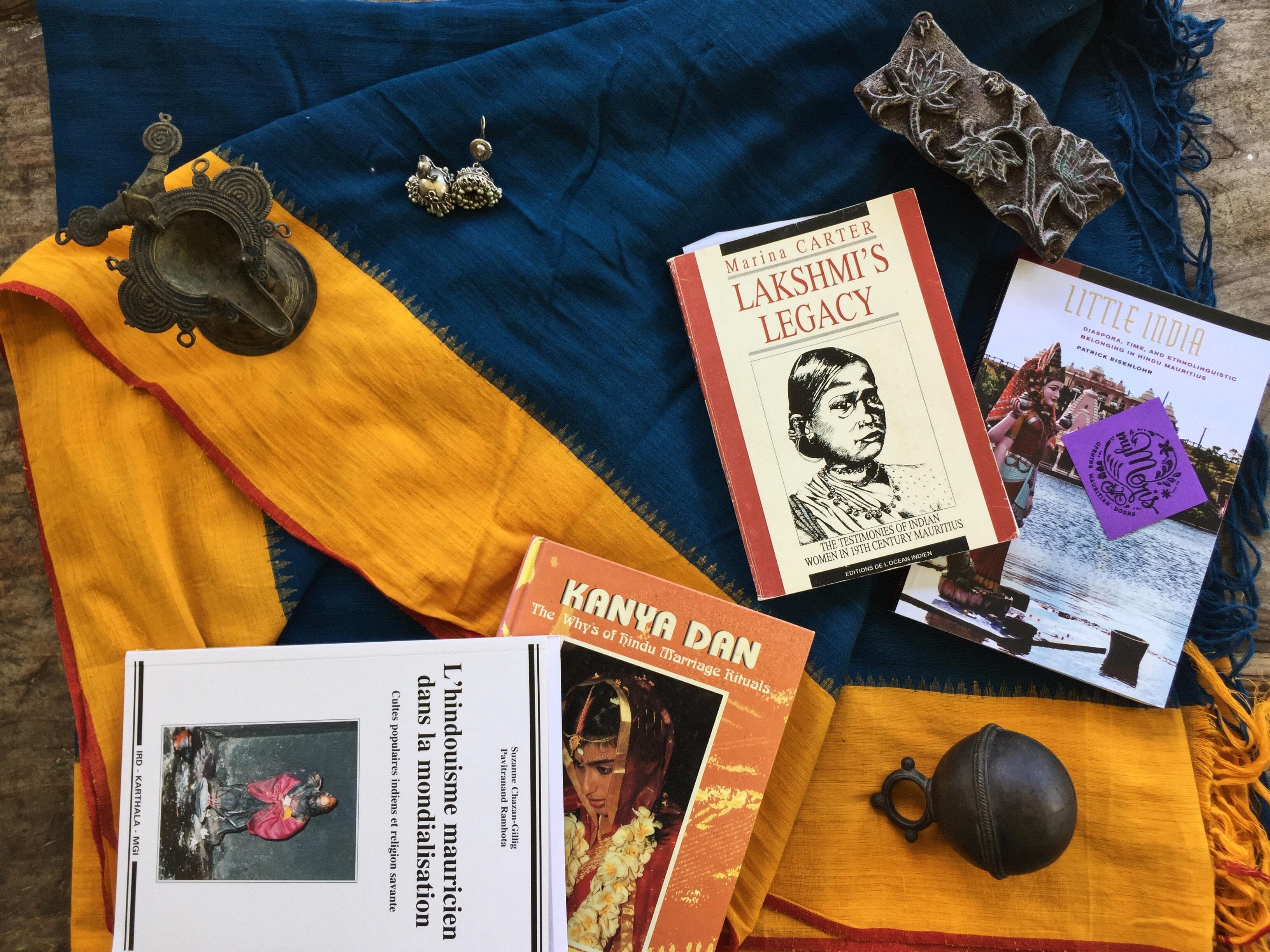 Littérature mauricienne hindouisme engagisme